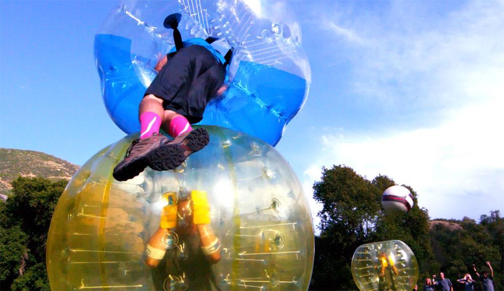 Bubbleball Göteborg